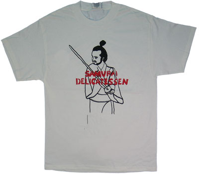 Samurai Delicatessen - Saturday Night Live T-shirt