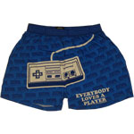 Everybody Loves A Player - Nintendo Boxer Shorts