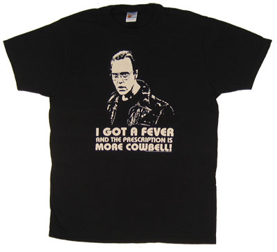 I Got A Fever - Christopher Walken - Saturday Night Live Sheer T-shirt
