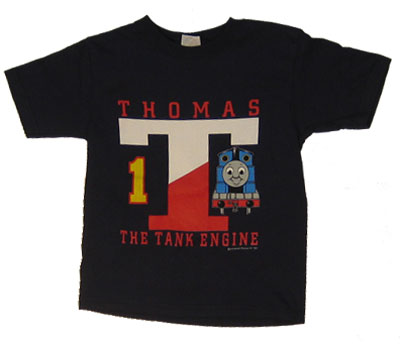 Big T - Thomas The Tank Engine Juvenile And Toddler T-shirt
