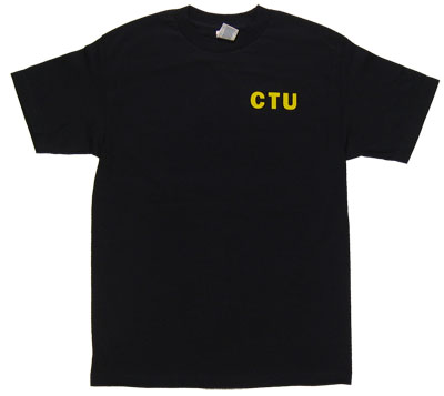 Bauer CTU - 24 T-shirt