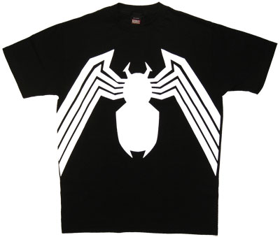 Venom Logo - Venom - Marvel Comics T-shirt