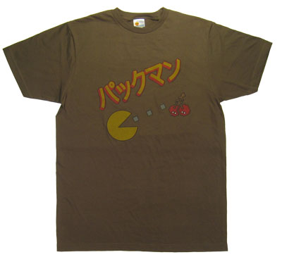 Pac-Man Japanese - Pac-Man Sheer T-shirt