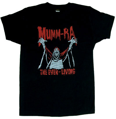 Mumm-Ra The Ever-Living - Transformers Sheer T-shirt