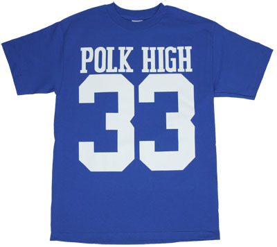 Polk High - Married With Children T-shirt