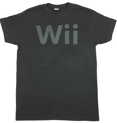 Wii - Nintendo Sheer T-shirt