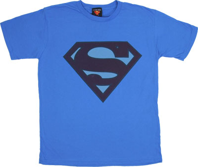 Superman Logo - Superman - DC Comics Sheer T-shirt