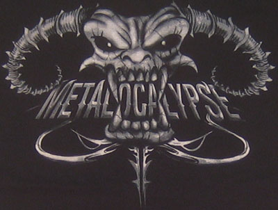 Demon - Metalocalypse T-shirt