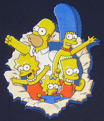 Simpsons Family - Simpsons T-shirt