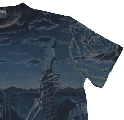 Skeleton Dream - Gary Kroman Photo-Sheer T-shirt