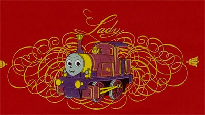 Lady - Thomas The Tank Engine Juvenile And Toddler Fleece