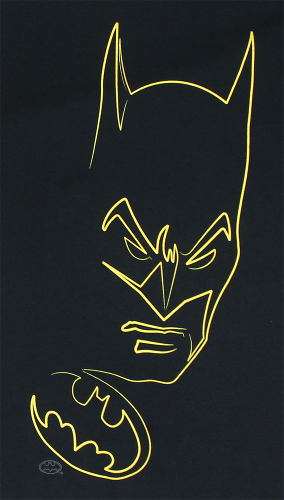 Batman Outline - DC Comics T-shirt