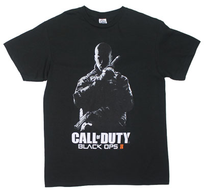 In The Shadows - Call Of Duty Black Ops II T-shirt