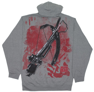 Ear Necklace - Walking Dead Hooded Sweatshirt