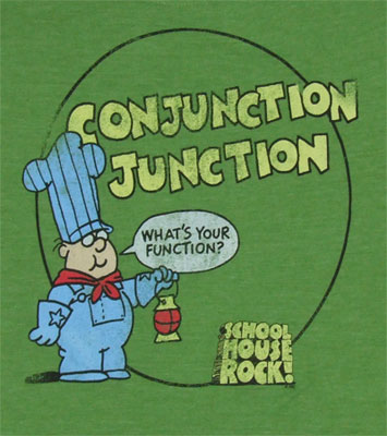 Conjunction Junction - Schoolhouse Rock Sheer Women's T-shirt