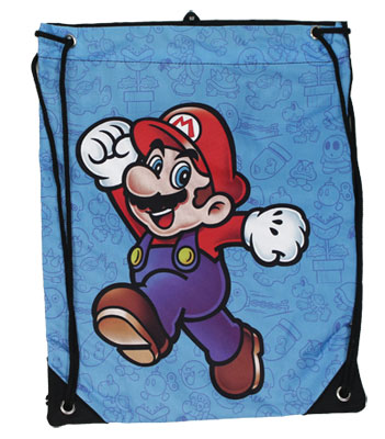 Mario - Nintendo Cinch Bag