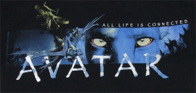 All Life Is Connected - Avatar T-shirt