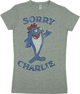 Sorry Charlie - Starkist Sheer Women's T-shirt