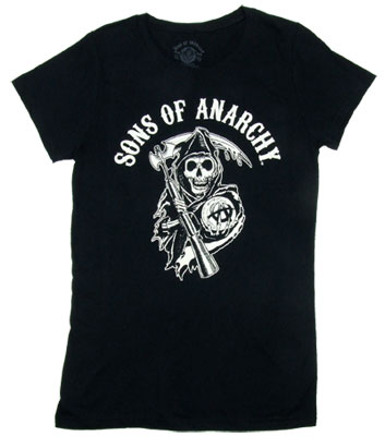 Reaper -  Sons Of Anarchy Sheer Women&#039;s T-shirt