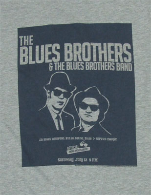 The Blues Brothers Band - Blues Brothers Sheer T-shirt