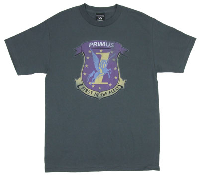 Primus Badge - Battlestar Galactica T-shirt