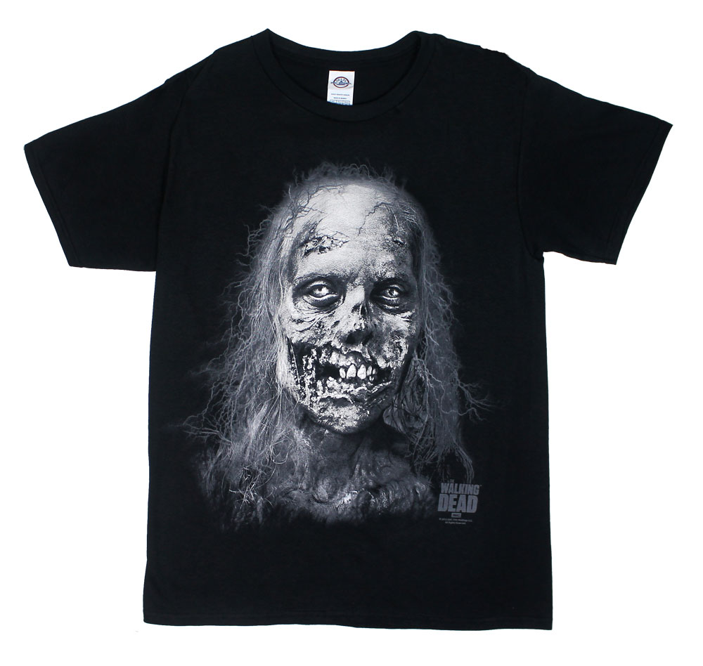 Old Walker - Walking Dead T-shirt