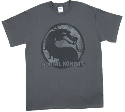 Classic Logo - Mortal Kombat T-shirt