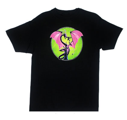 Ender Dragon - Minecraft T-shirt
