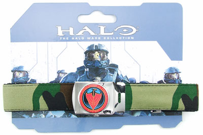 Camouflage - Halo Belt     