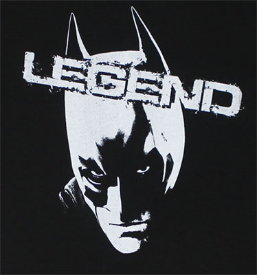 Legend - Dark Knight Rises T-shirt