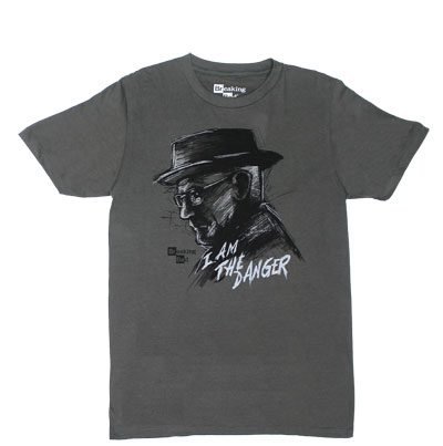 I Am The Danger - Breaking Bad T-shirt