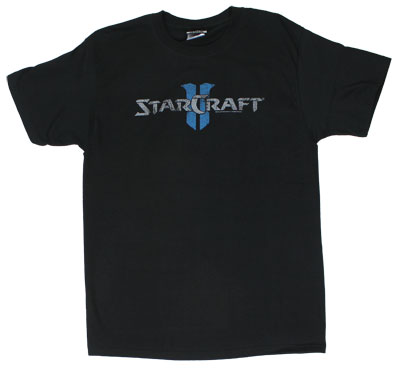 Vintage Logo - Starcraft II T-shirt