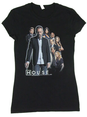 House Crew - House Sheer Women's T-shirt