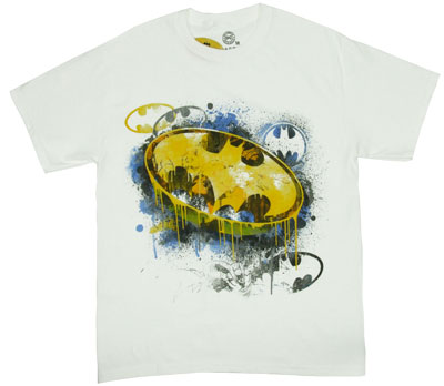 Batman Splatter - DC Comics T-shirt
