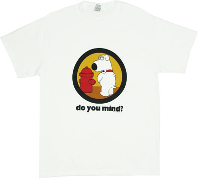 Do You Mind? - Family Guy T-shirt