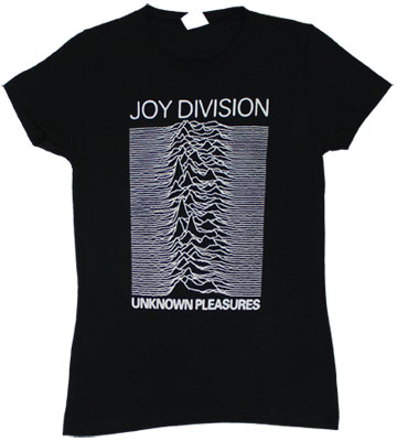Unknown Pleasures - Joy Division Sheer Women's T-shirt