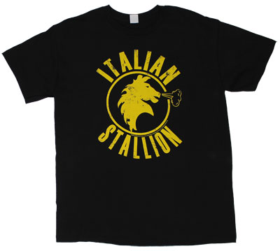 Italian Stallion - Rocky Sheer T-shirt