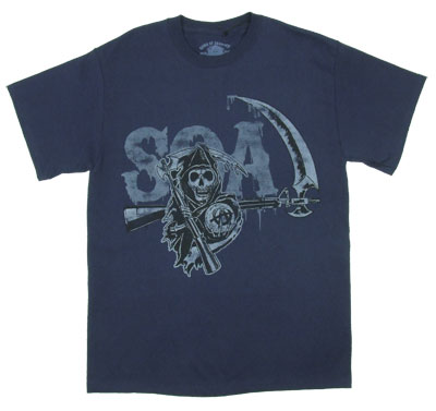 Big Sickle - Sons Of Anarchy T-shirt