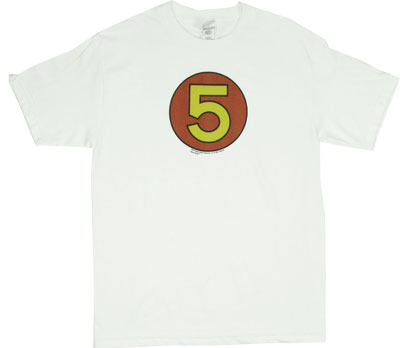 Mach 5 Logo - Speed Racer T-shirt