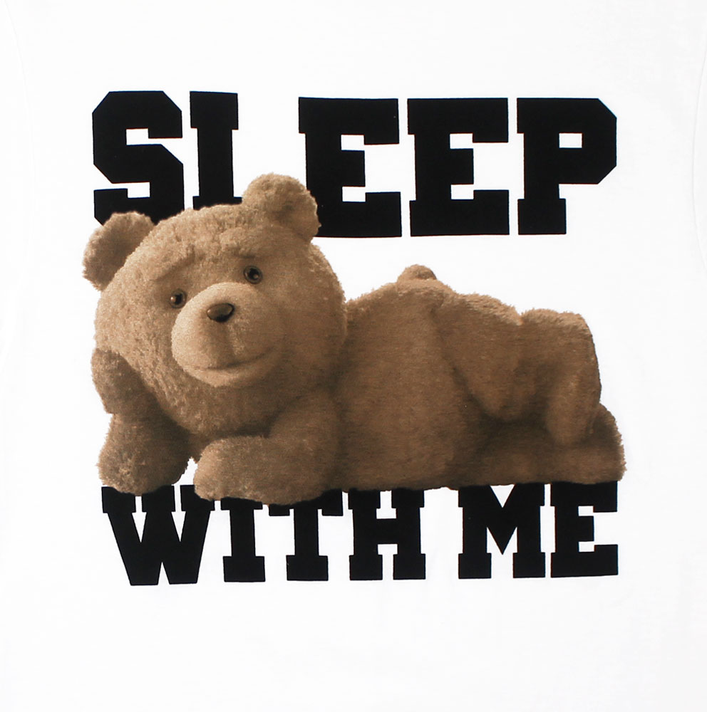 Sleep With Me - Ted T-shirt