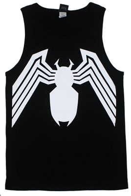 Venom Logo - Marvel Comics Tank Top