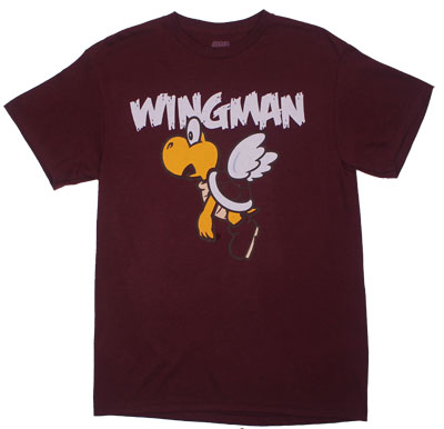 Wingman - Nintendo T-shirt