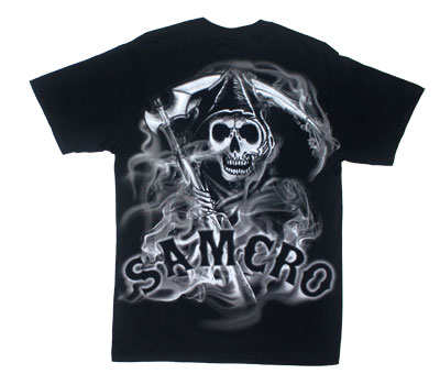 Smoky Reaper - Sons Of Anarchy T-shirt