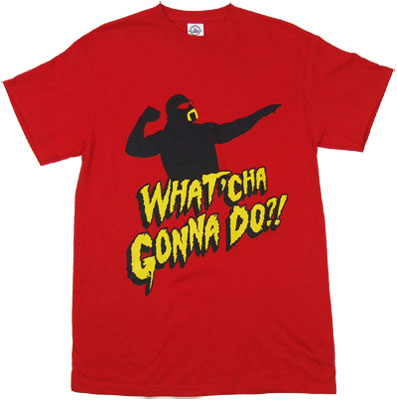 Whatcha Gonna Do?! - Hulk Hogan - TNA Wrestling T-shirt