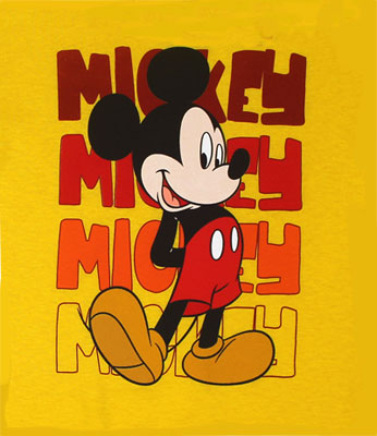 Mickey - Disney Toddler T-shirt