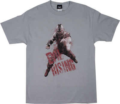 Evil Rising - Dark Knight Rises T-shirt