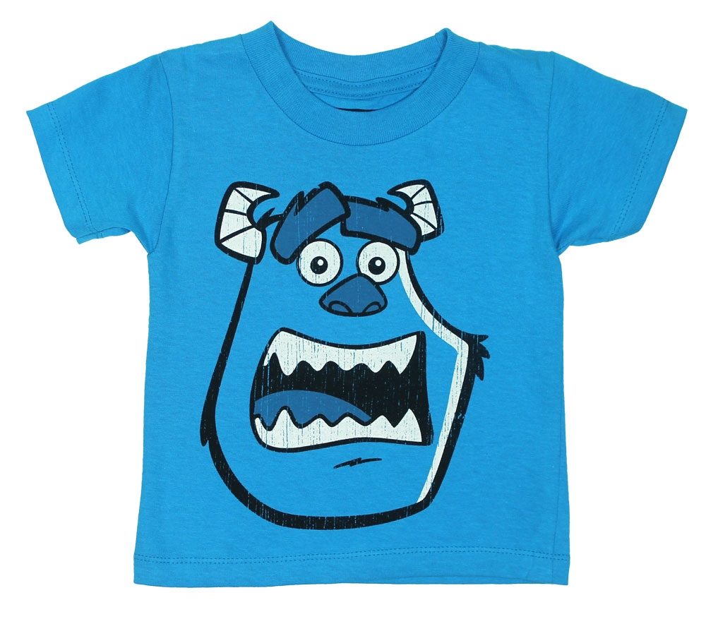 Ahh! - Monsters Inc Toddler T-shirt
