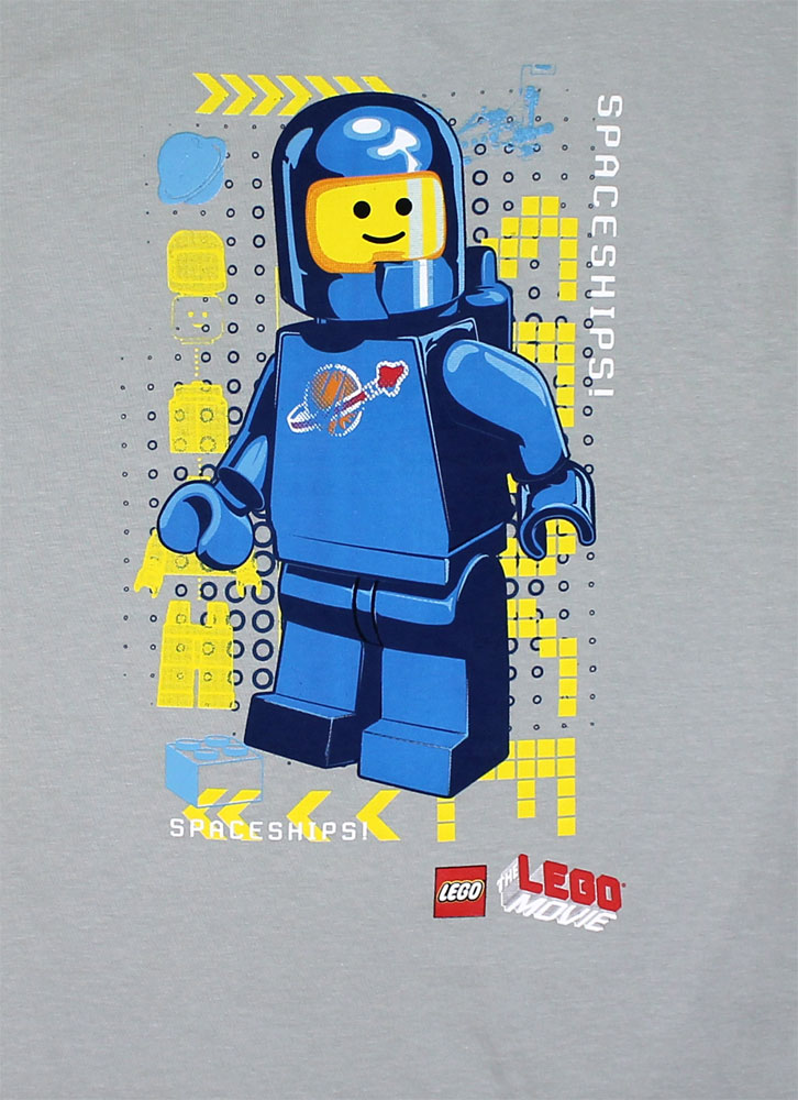 Spaceships! - LEGO Movie T-shirt