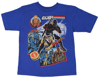 G.I. Joe Juvenile T-shirt