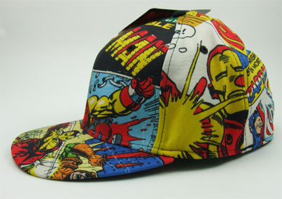 Iron Man - Marvel Comics Baseball Cap